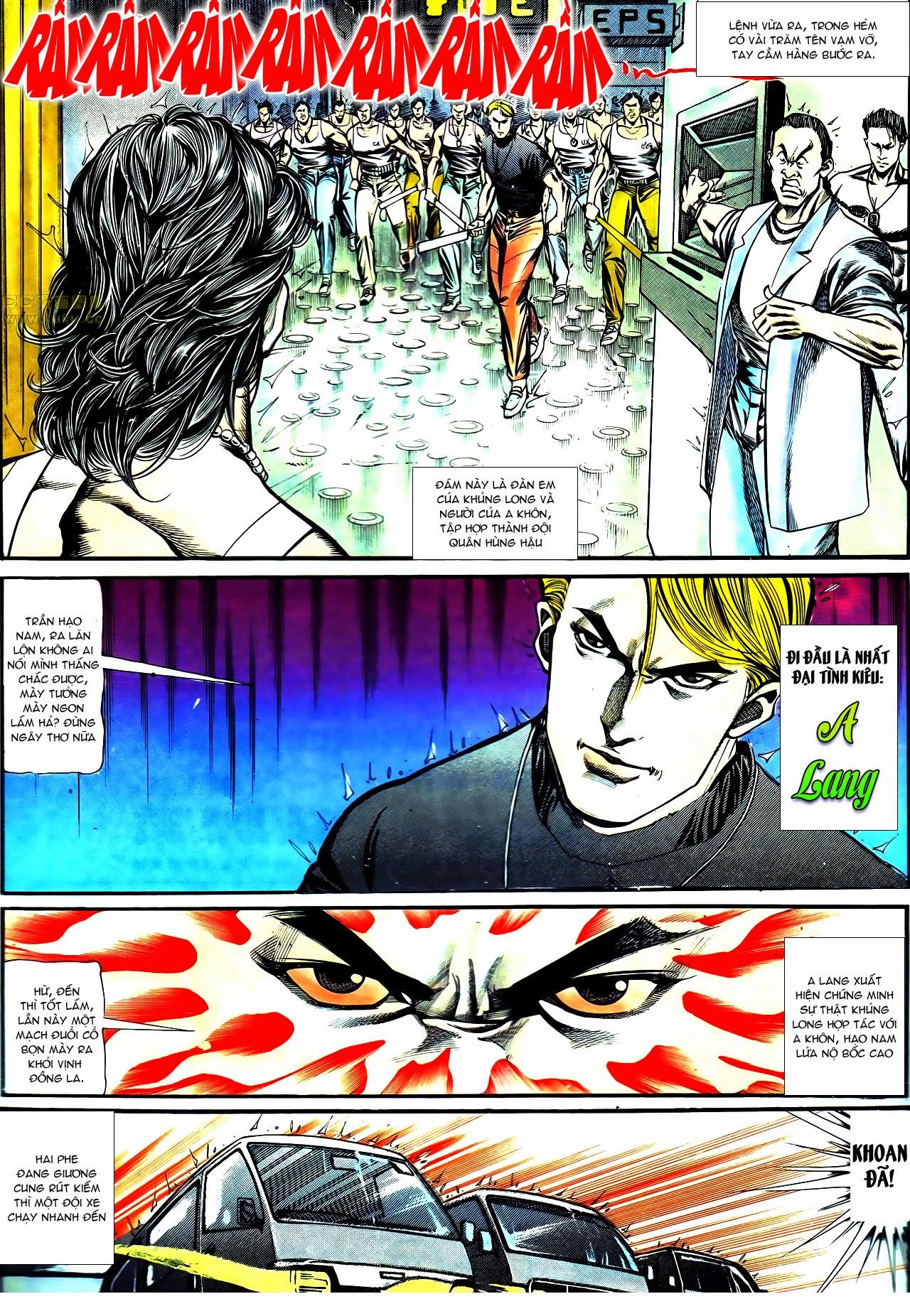 Người Trong Giang Hồ chapter 126: bá chủ trang 6