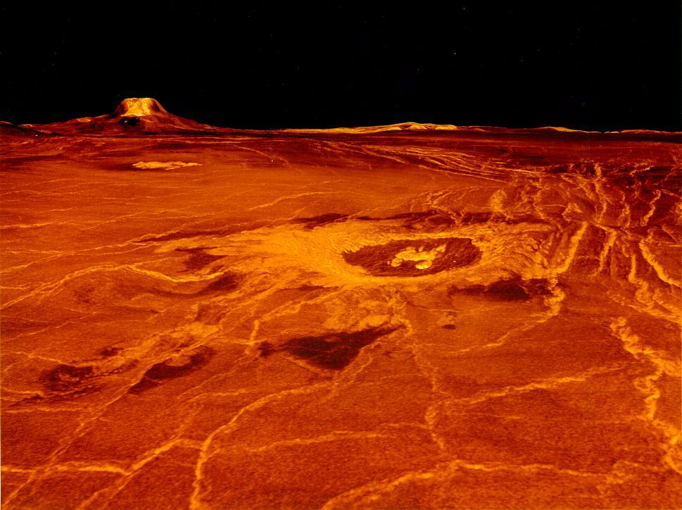 Pendred Noyce: View from the Windowseat: FutureDude on Venus