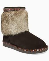 รองเท้าบูทกันหนาว