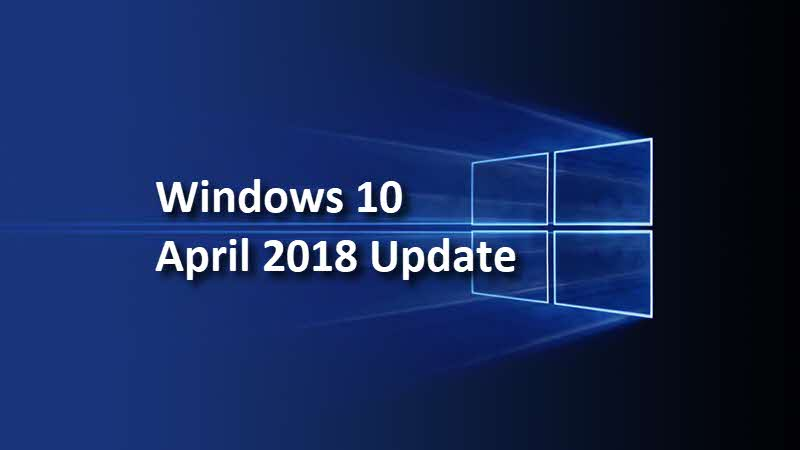 Microsoft started rolling out Windows 10 April 2018 Update, and here's how to upgrade your system to the latest version of Windows 10 from Microsoft