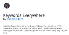 Cara Mudah Menggunakan Keyword Everywhere Untuk Riset Keyword