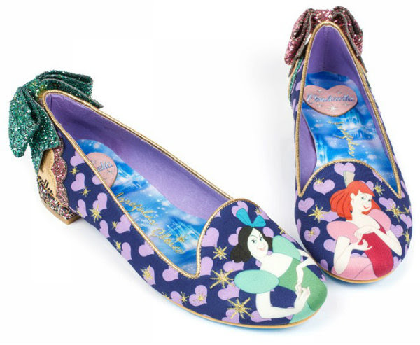 Irregular Choice Disney Cinderella ugly sisters
