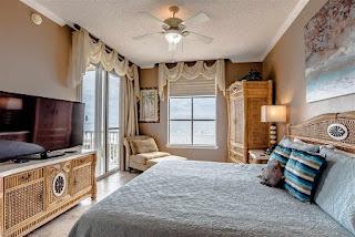 Spanish Key Condo For Sale Perdido Key FL Real Estate Unit 202 Master Bedroom