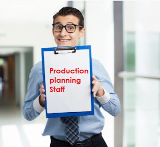 Production Planning (PPIC) Staff