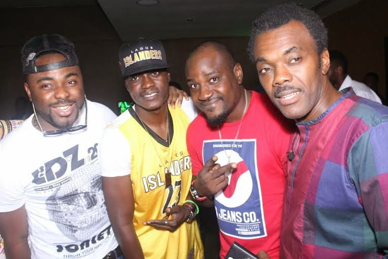 12 Pics: 2face, Annie, Sound Sultan, others turn up at DJ Babey Drews party