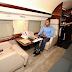 Photos: Inside Malawian pastor, Prophet Bushiri's private jets