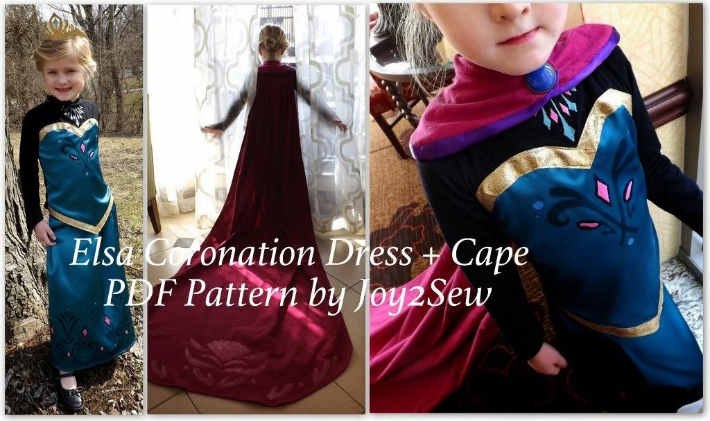 Elsa Coronation Dress Coming!!!