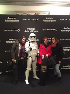 Star Wars Make Up Party de Max Factor