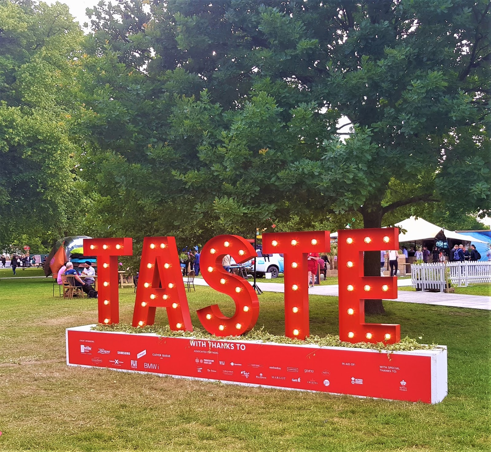 london days out | taste of london