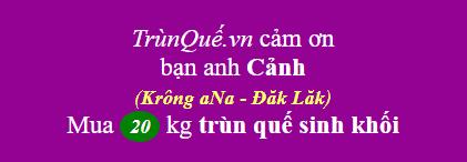 Trùn quế huyện Krông aNa