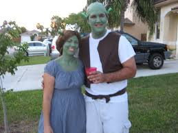Halloween Costume Ideas for Couples