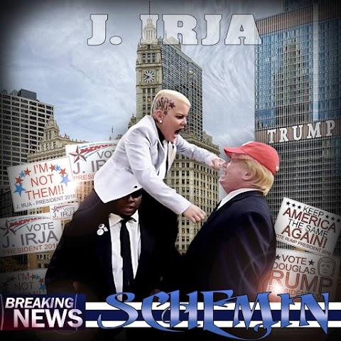 VIDEO REVIEW: J. Irja - Schemin (F*CK TRUMP)