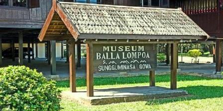 Museum balla Lompoa museum balla lompoa kecamatan makassar sulawesi selatan museum balla lompoa di kabupaten gowa
