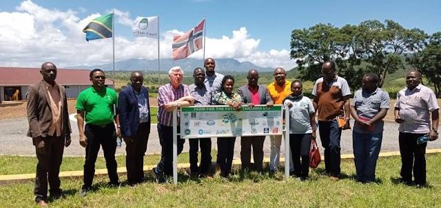 Wakulima watumieni wawekezaji kuinua ujuzi na maarifa katika kilimo- Prof. Chibunda