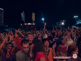 Womad Las Palmas de Gran Canaria 2017 - El público respondió masivamente