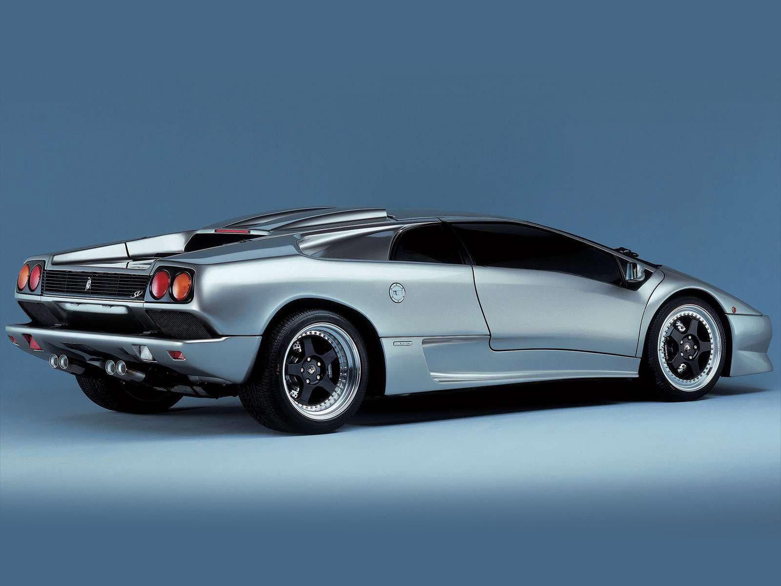 Car Accident Lawyers Info 1996 Lamborghini Diablo Sv Pictures