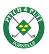 logo Pitch and Putt Fornells