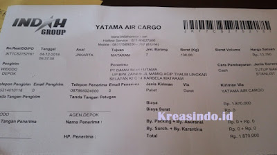 Tutup Bak Kontrol Stainless pesanan PT Damai Indah Utama di Mataram Lombok