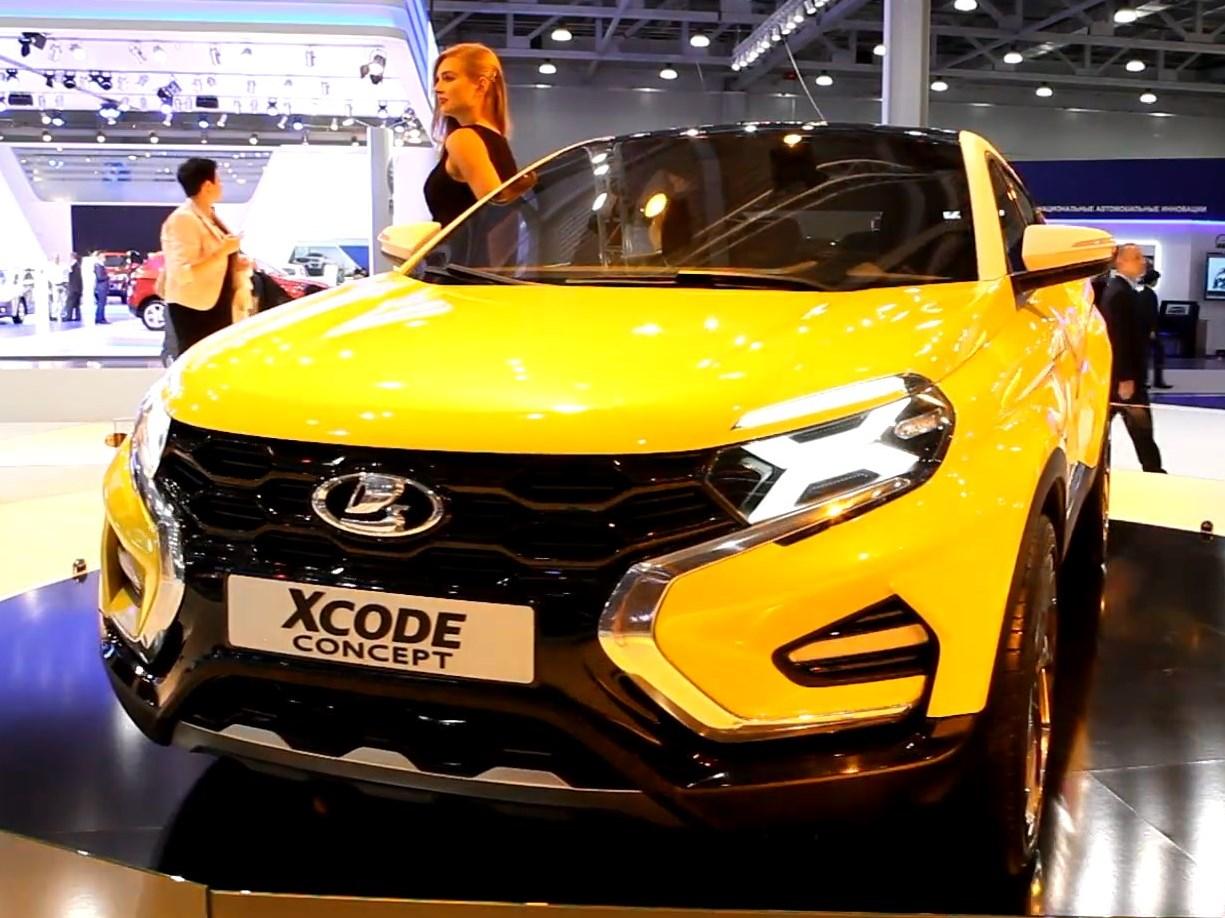 Lada XCODE – цена, комплектация и общее описание