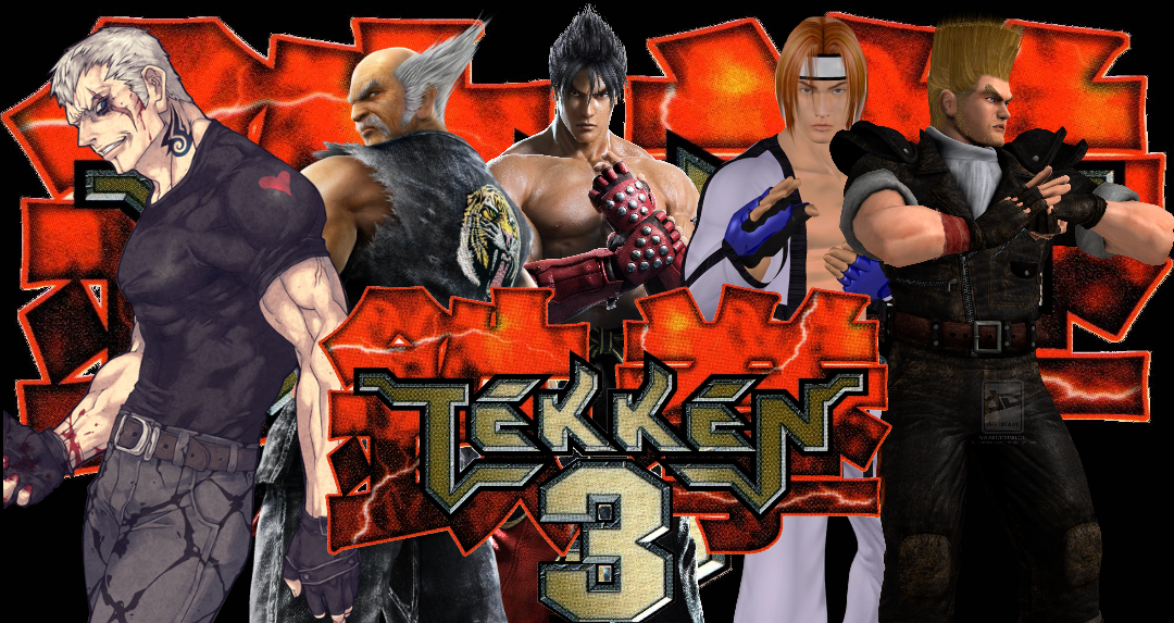 ANDROID GAMING ZONE: TEKKEN 3 ANDROID GAME DOWNLOAD IN 20 MB