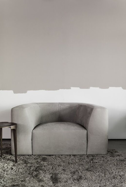 Piet Boon Studio chair with rounded curves bespoke design