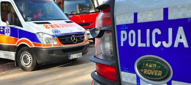 Tragiczny wypadek w Warszawie. Słup sygnalizacji świetlnej spadł na 2. letnie dziecko