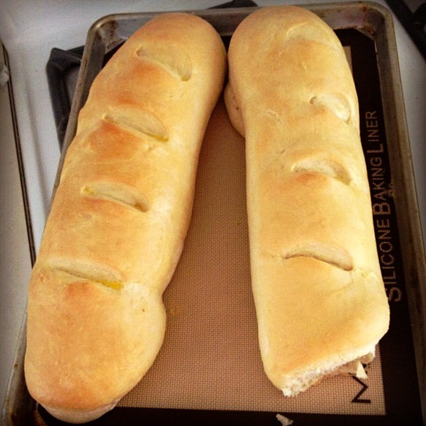BS Recipes: THE BEST Homemade French Bread