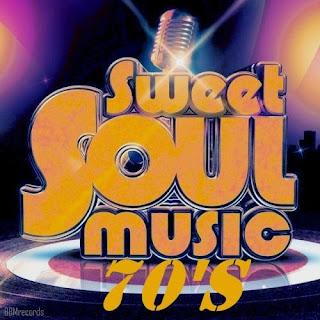 Bate-Boca & Musical: VA - Sweet Soul Music 70's (2017)