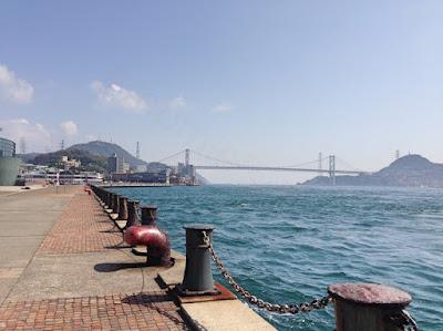Shimonoseki Kanmonkyo Bridge