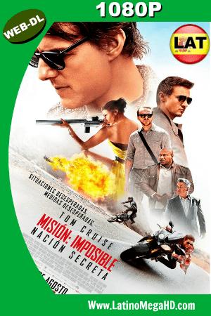 Misión Imposible 5: Nación Secreta (2015) Latino HD 1080P ()