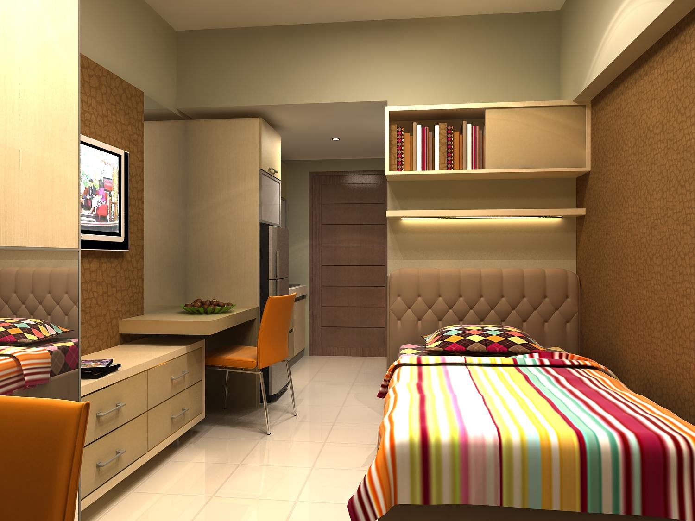 Jasa Desain Interior Apartemen Thamrin Mahkota Furniture