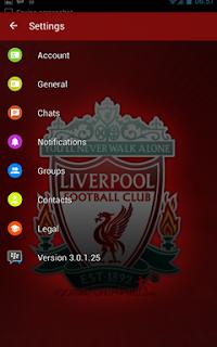 BBM MOD Liverpool Transparan v3.0.1.25 APK
