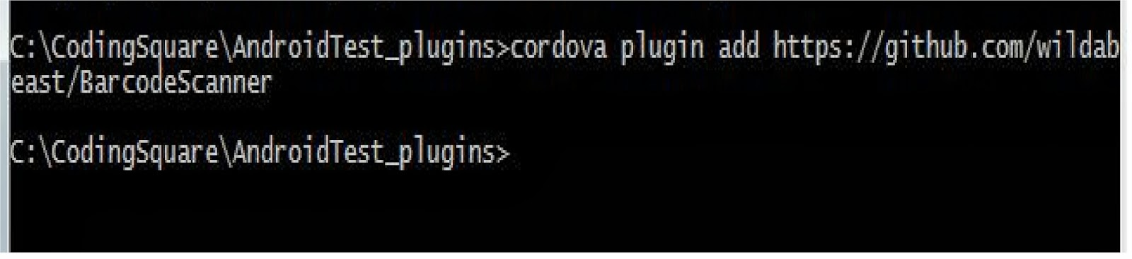 Coding Square: Adding plugins to your Cordova Android project