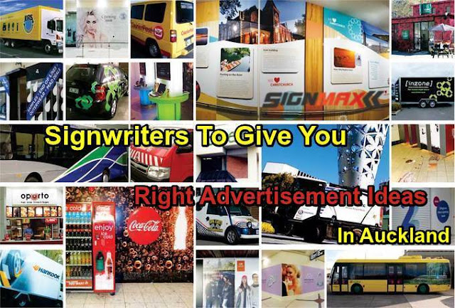 Signwriters In  Auckland