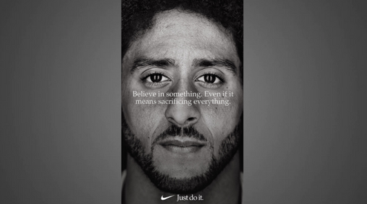 Nike to air Kaepernick ad during 'Thursday Night Football: report