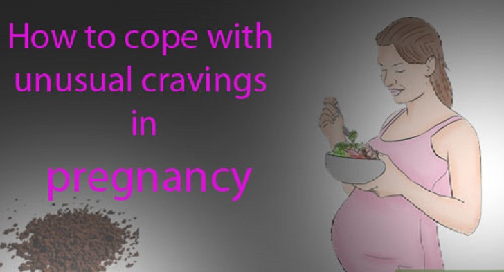 unusual cravings in pregnancy