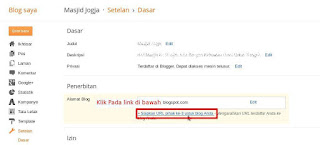 setting domain TLD ke blogspot (2)