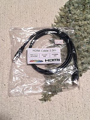 HDMIケーブル