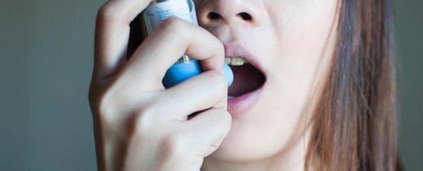 Współistnienie bezdechu sennego z astmą oskrzelową. Zastosowanie CPAP w leczeniu astmy.