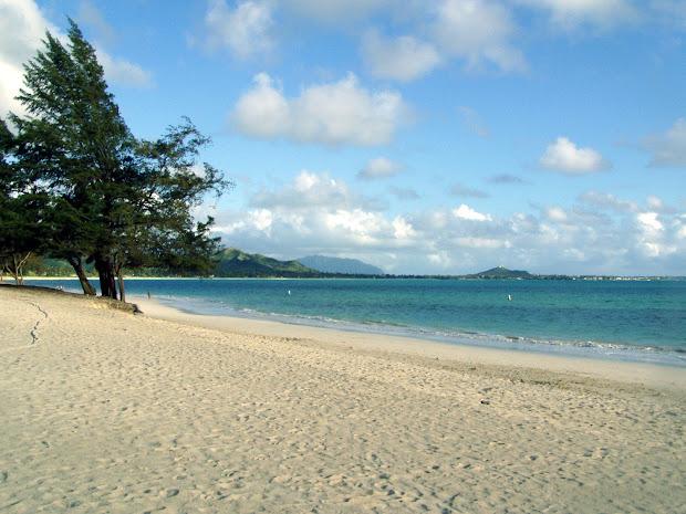 Beaches Kailua Hawaii