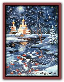 Чудесная игла  45-07 «Рождество»