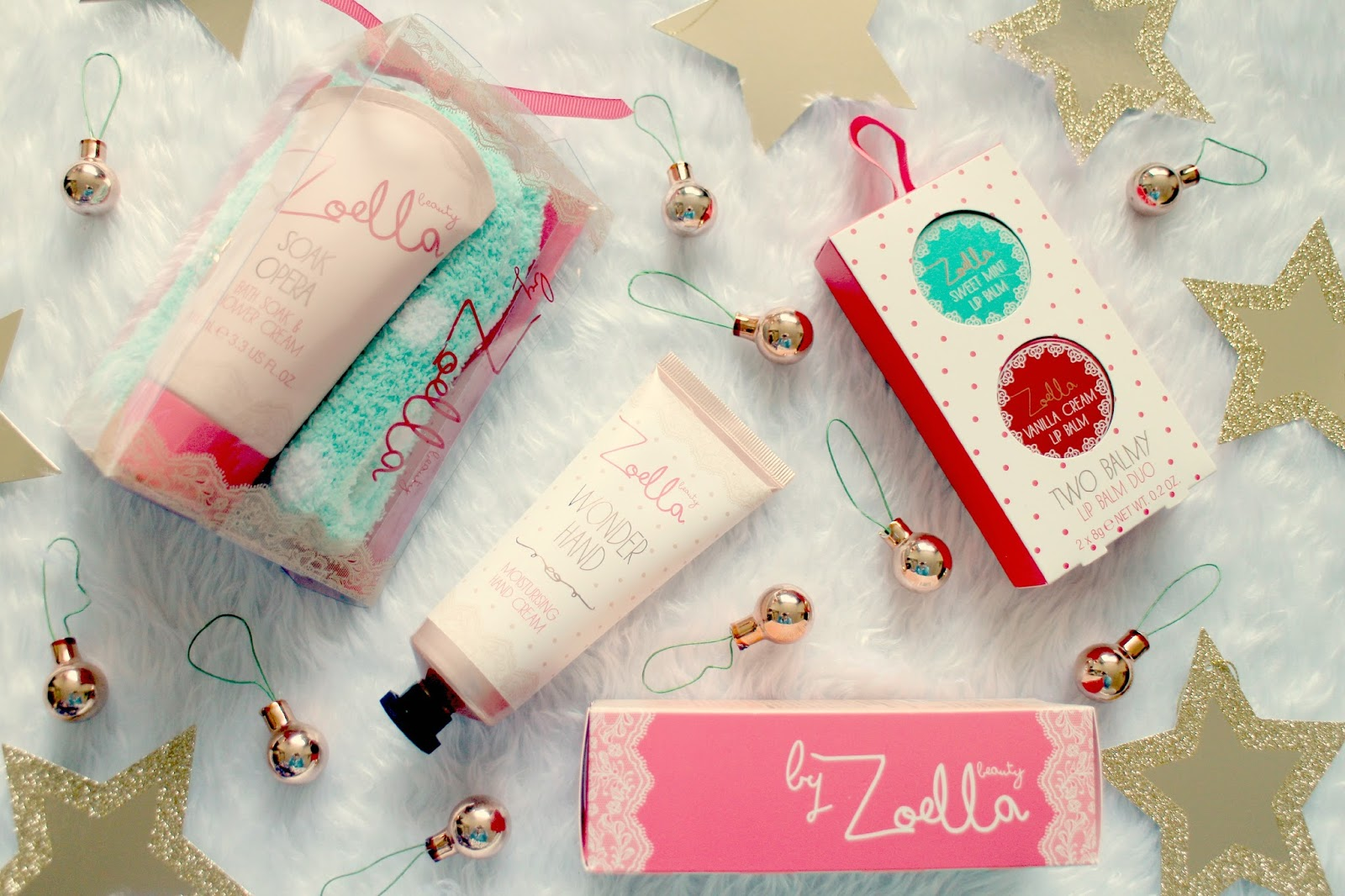 Zoella Beauty Christmas Review