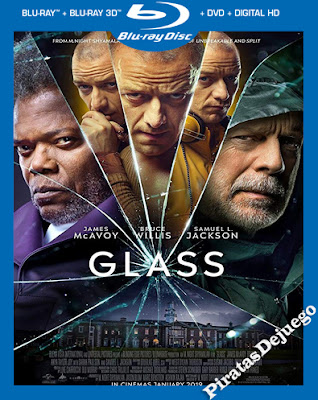Glass (2019) HD 1080P Latino