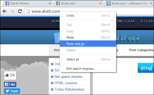 http://www.aluth.com/2015/11/google-chrome-tools-tricks.html