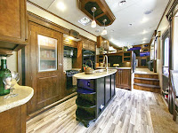 Front Living Room Fifth Wheel Decoration Tips