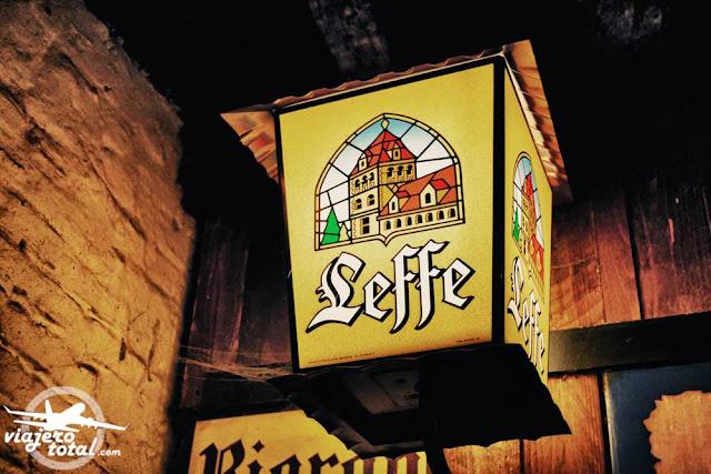 Cerveceria Delirium Tremens Bruselas
