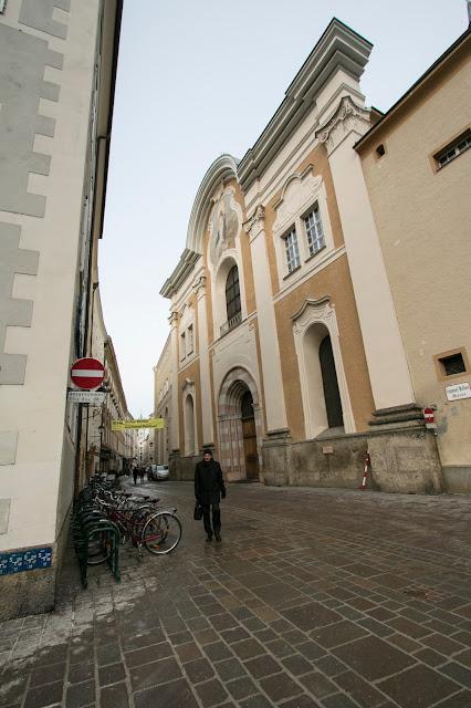 Franziskanerkirke-Salisburgo