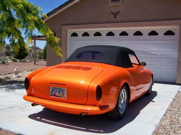 Volkswagen Thing For Sale >> 1970 Karmann Ghia Custom Classic - Buy Classic Volks