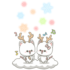 [Big Stickers] Njun Njel On Holiday!