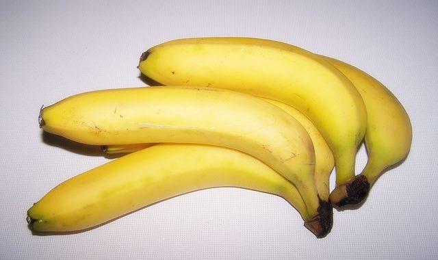 buah pisang, banana